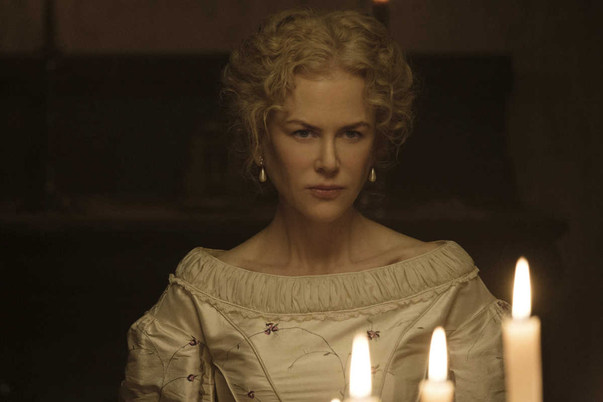 "Nicole Kidman in a scene from ""The Beguiled."" The film, directed by Sofia Coppola and opening June 23, will be shown at the 70th Cannes Film Festival."