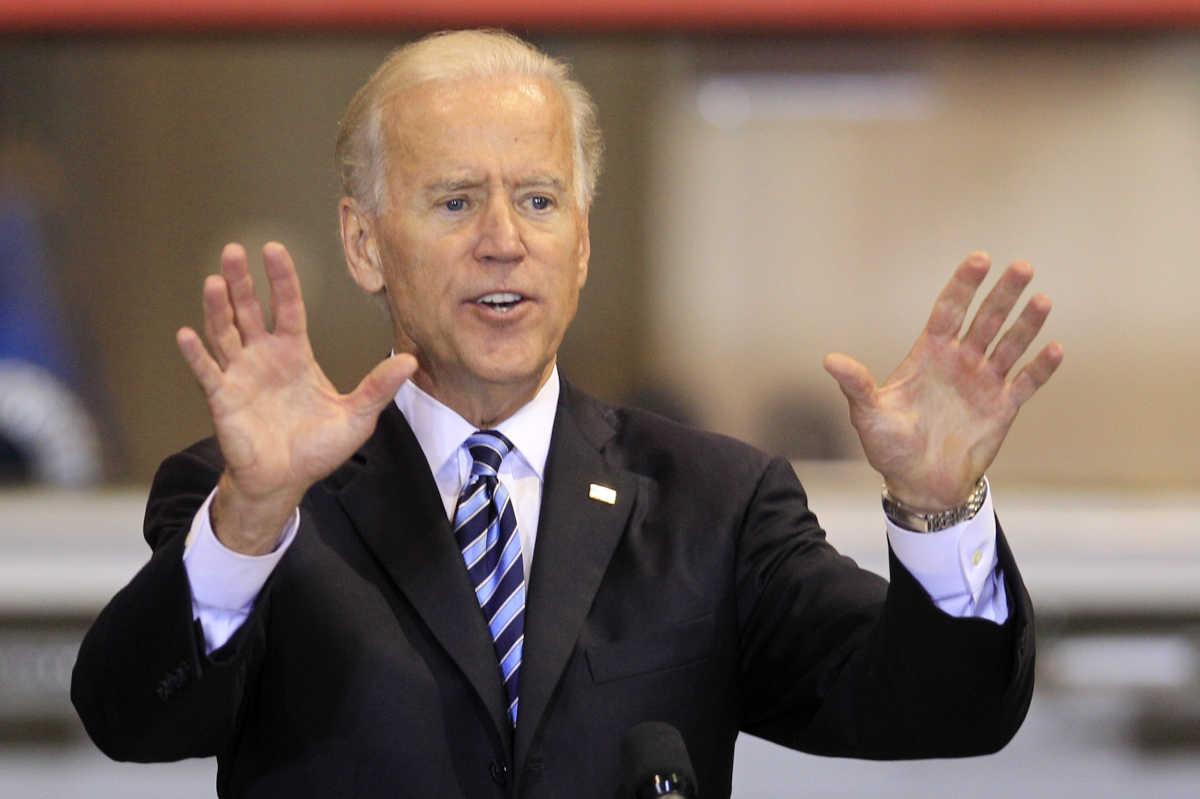 Before he was a senator or the vice president, Joe Biden was a lifeguard.<br />