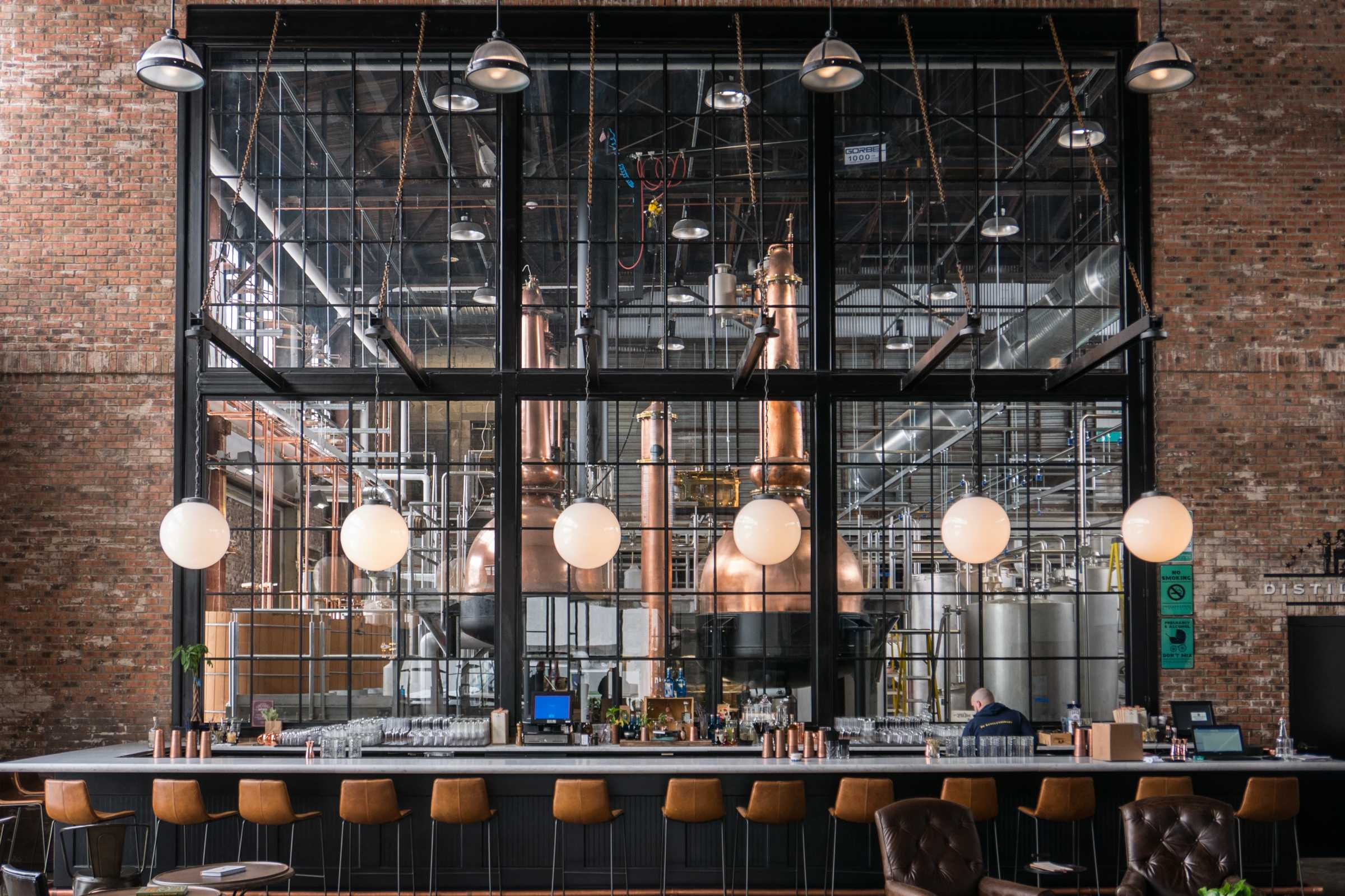 Bar Code: Local gin (and a secret beer menu) at ...