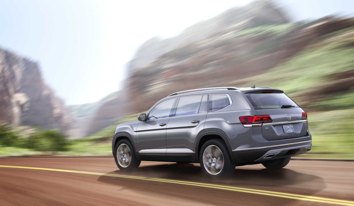 The 2018 Volkswagen Atlas fills an important American niche for the global carmaker – the three-row SUV.