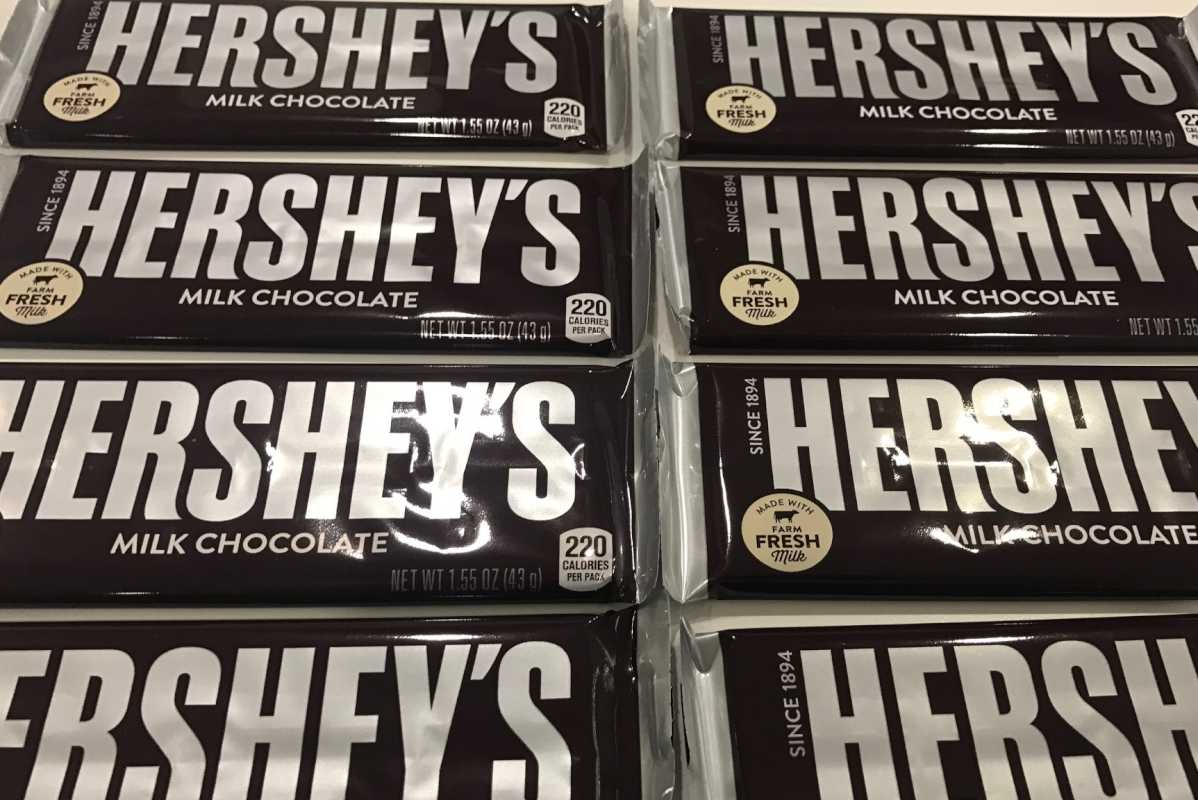 The Hershey Co. hasn't found China to be good for its business.<br /><br /><br />