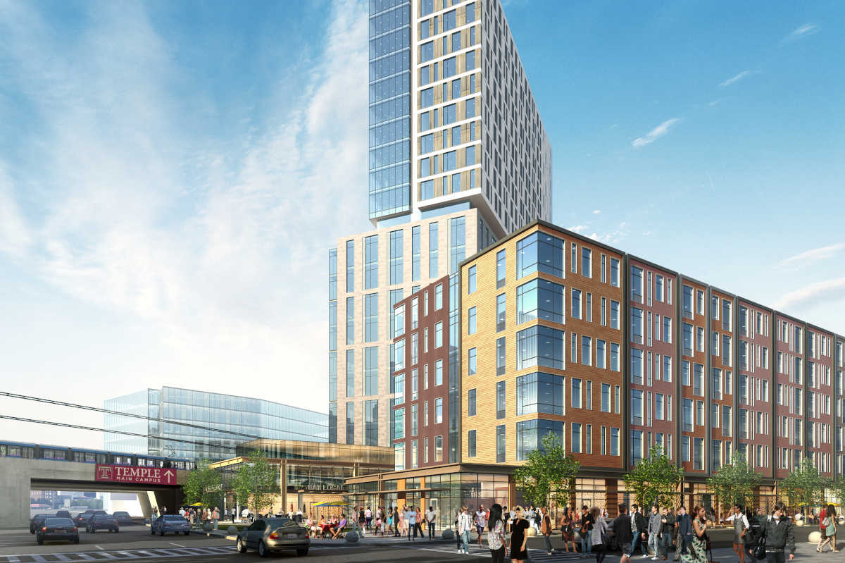Property Development In Philly : Is this the holy grail project that could jump start