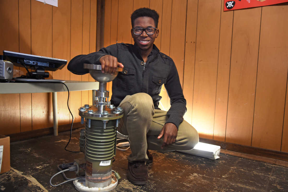 in a jersey basement teen scientist builds his own nuclear device