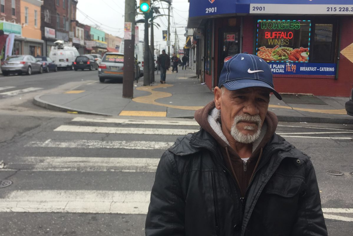 """Jorge Malave said he wouldn't have taken the laundromat owner's money from the street, but that its' """"not stealing money, it's finding it."""