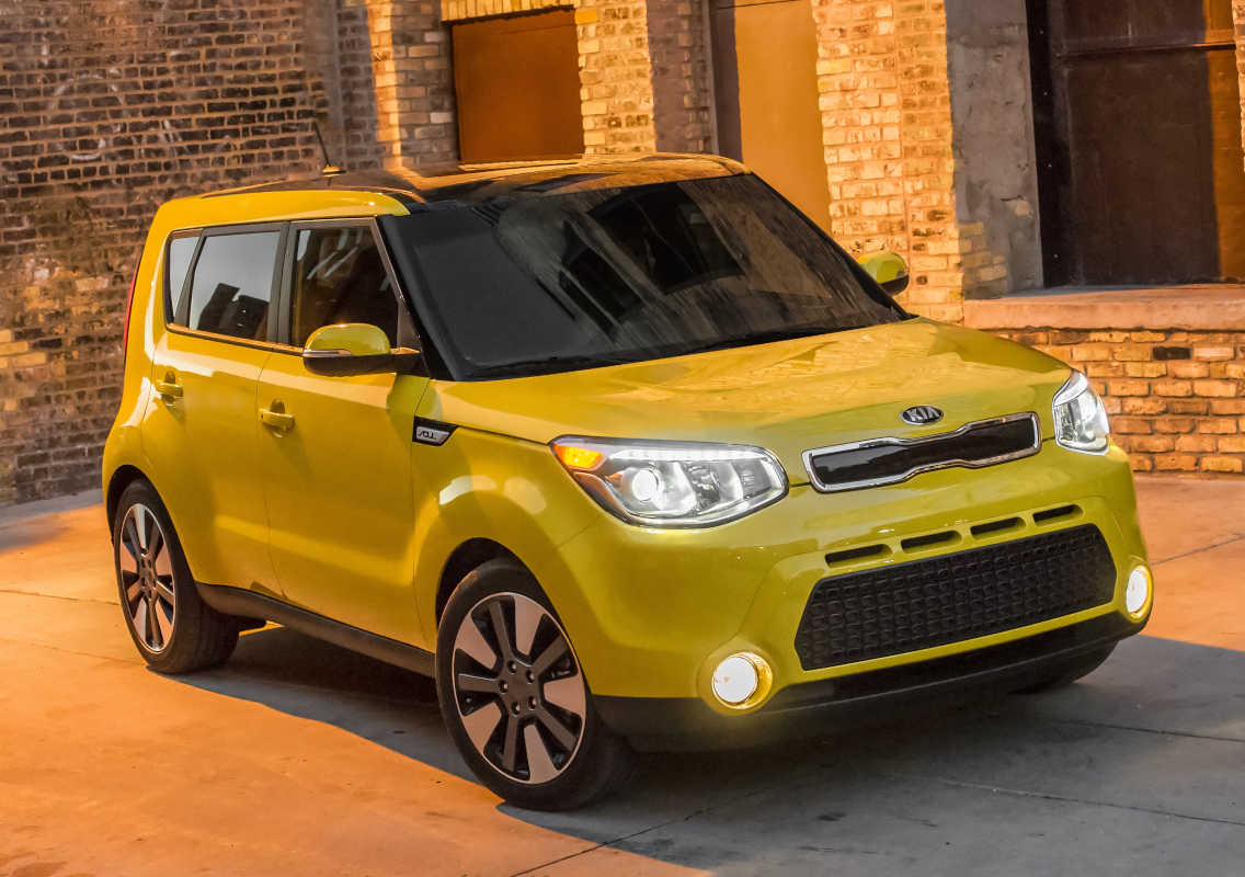 While many more models have been offering ventilated seats in the past few years, the Kia Soul is one of the most budget-friendly models to offer them.<br /><br />