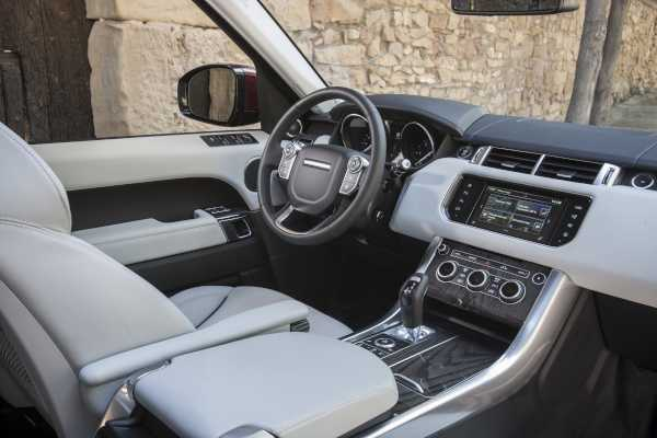The 2017 Range Rover Sport offers luxurious accommodations, an offers plenty of off-roading amenities. Comfort, though, is in the eye (and back and neck) of the beholder.