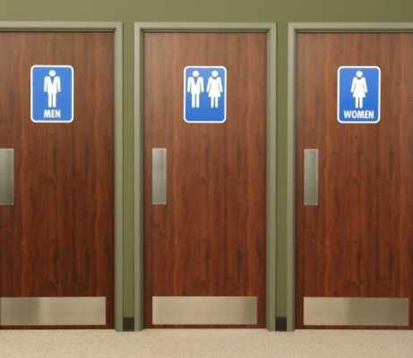 Architect Joel Sanders wants to eliminate gender-specific bathrooms to create a more universal model.
