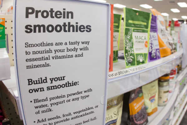 CVS Pharmacies have undergone new changes in layout to encourage a healthier lifestyle and now even offer organic food.