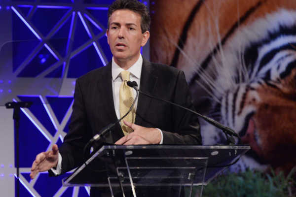 Wayne Pacelle, CEO of the Humane Society of the United States, says some animals enjoy limited &quot;rights&quot; now.<br />