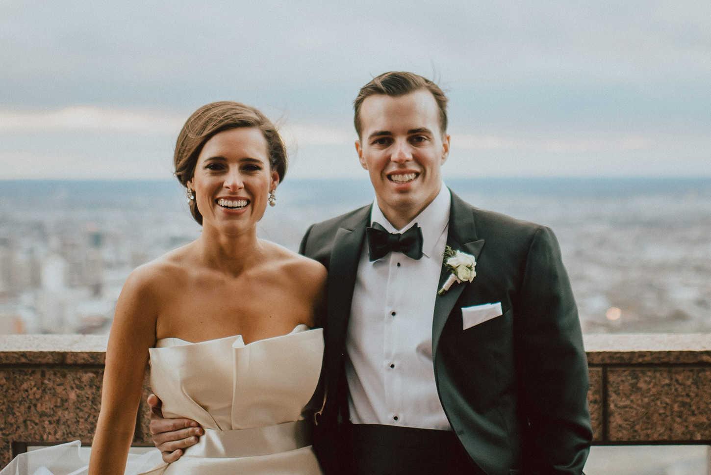 Julia Bateman and Todd Tewksbury.