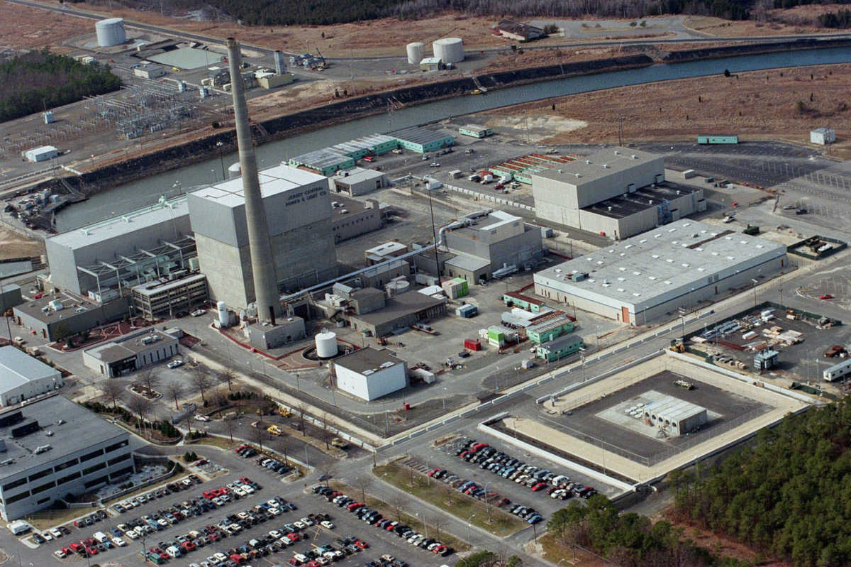 The NRC has cited Exelon´s Oyster Creek Nuclear Generating Station in Lacey Township, Ocean County, N.J.