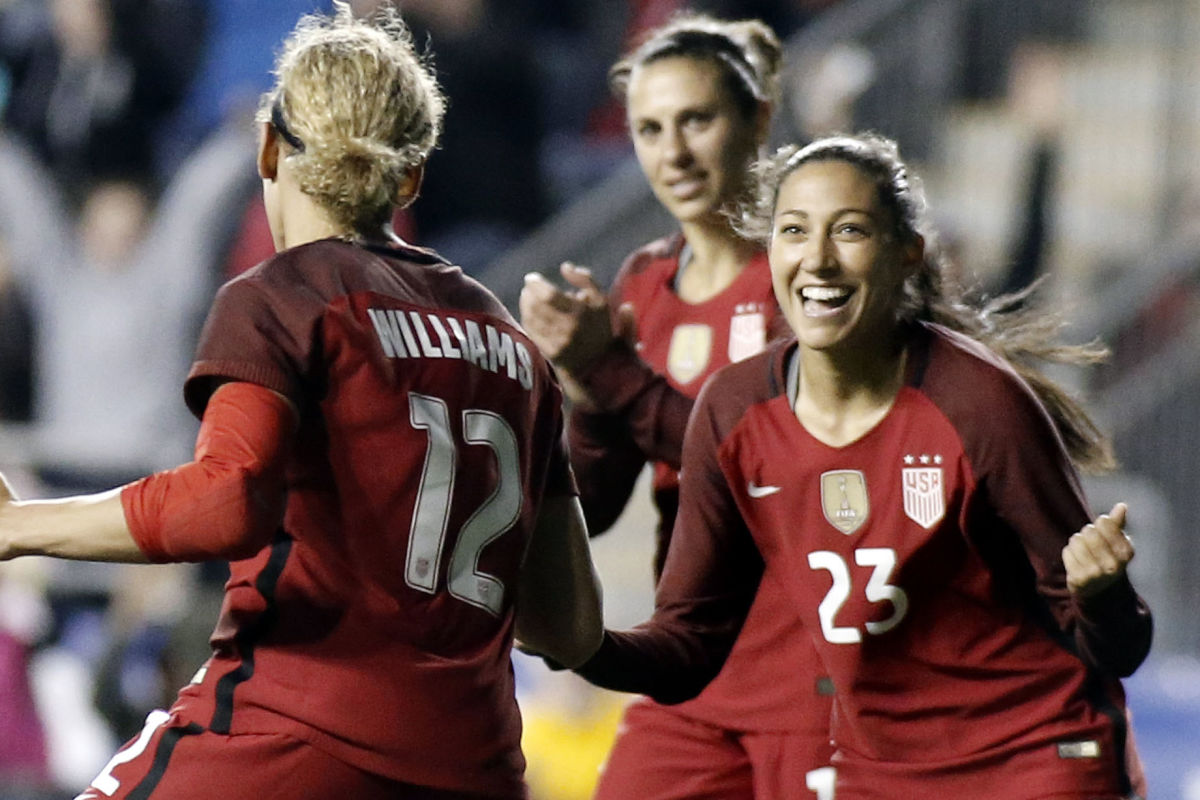 The national team program has long been the biggest driver of soccer's growth in the United States.