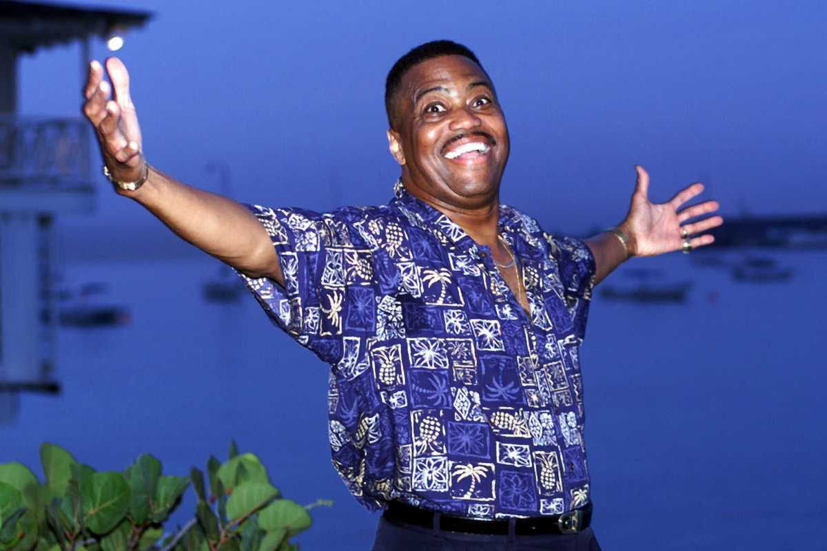 Cuba Gooding Sr., lead vocalist of the legendary r&b/pop group The Main Ingredient, and father of Oscar winning actor Cuba Gooding Jr.