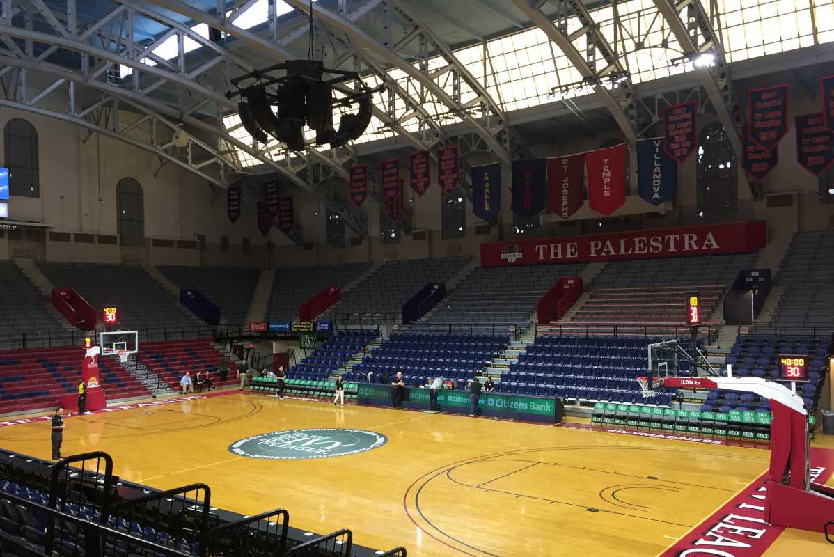 The Ivy League will bring its basketball tournaments back to the Palestra in March.