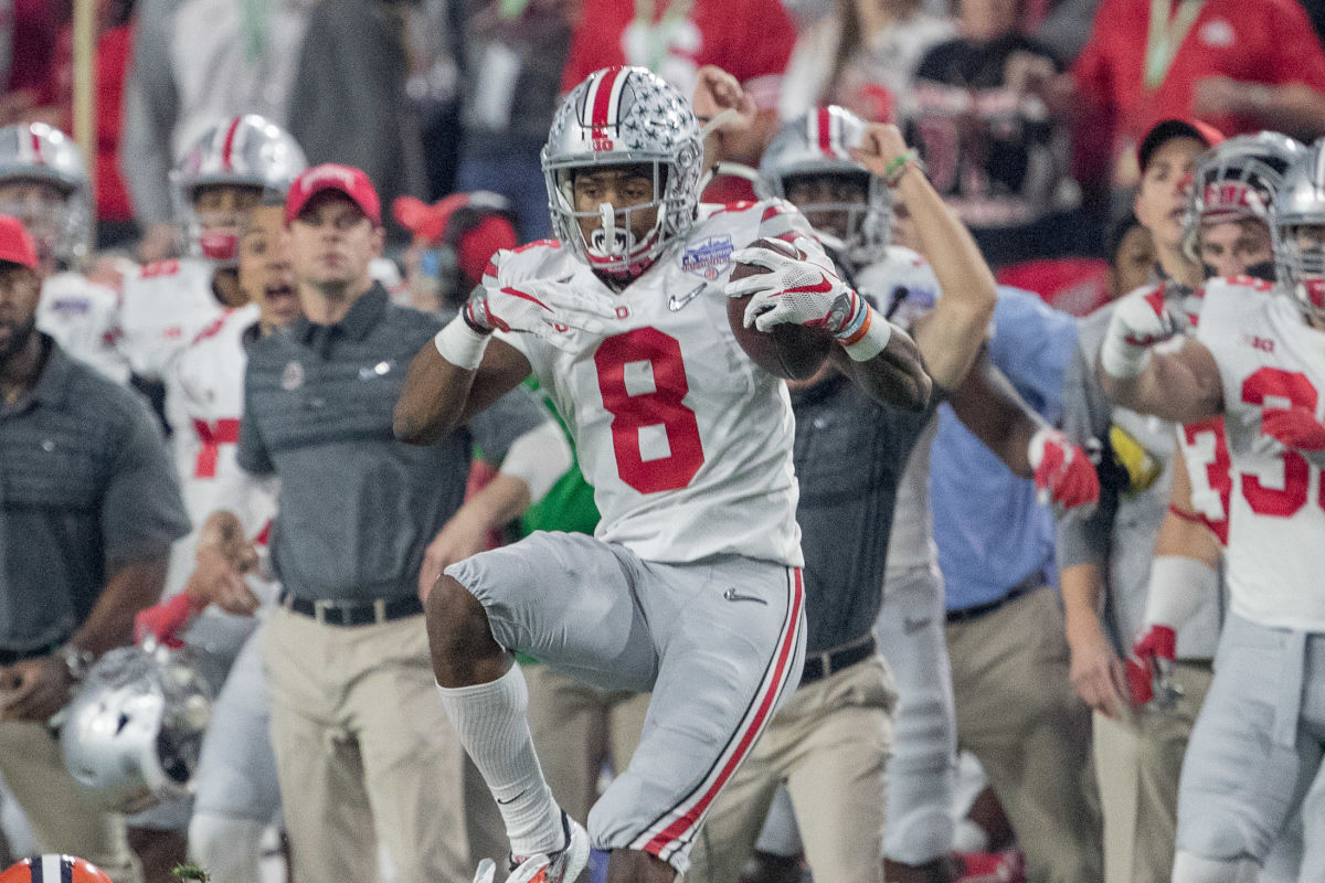 The Eagles will most likely pass on Ohio State cornerback Gareon Conley, who has been accused of raping a woman earlier this month,  but has not charged or arrested,
