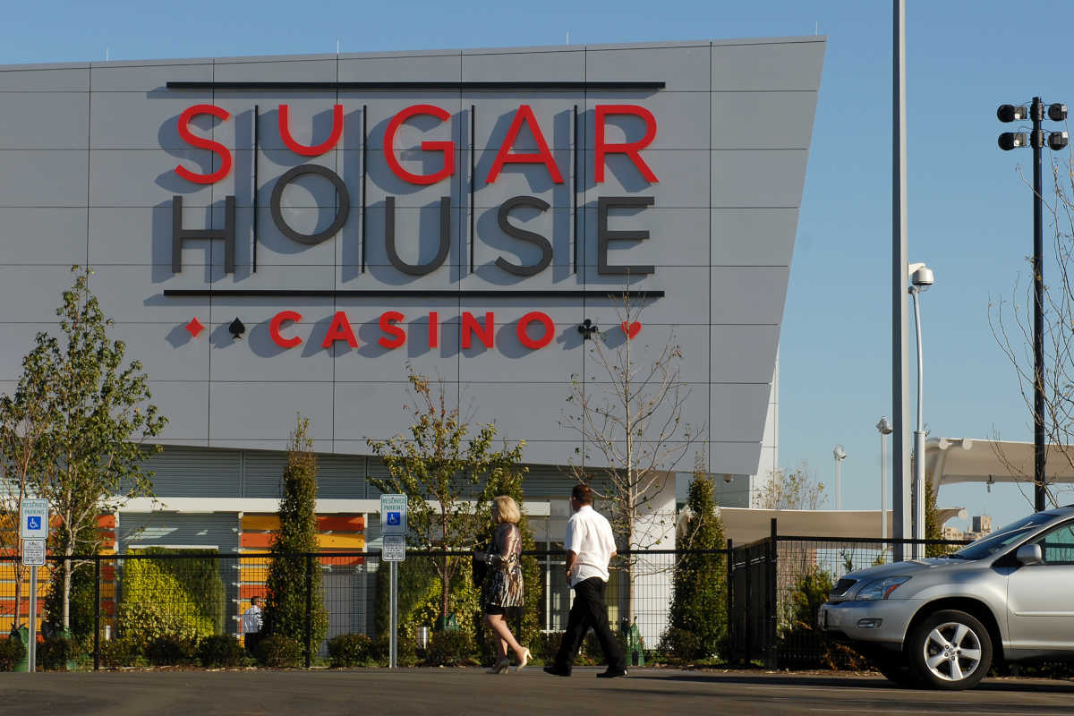 SugarHouse Casino was hit with a $30,000 fine Wednesday for violations of surveillance protocols.