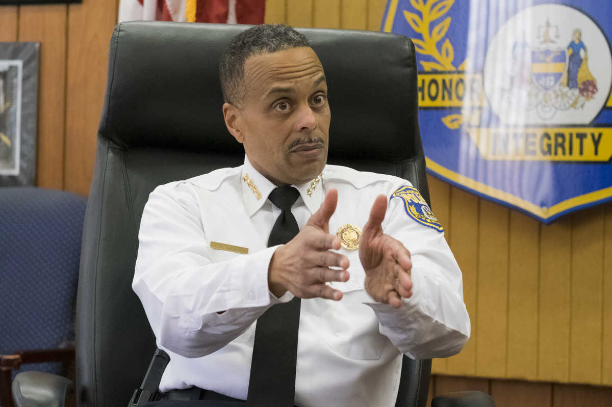 Philadelphia Police Commissioner Richard Ross (pictured here) and Mayor Kenney implemented new accountability measures last year regarding pedestrian stops.
