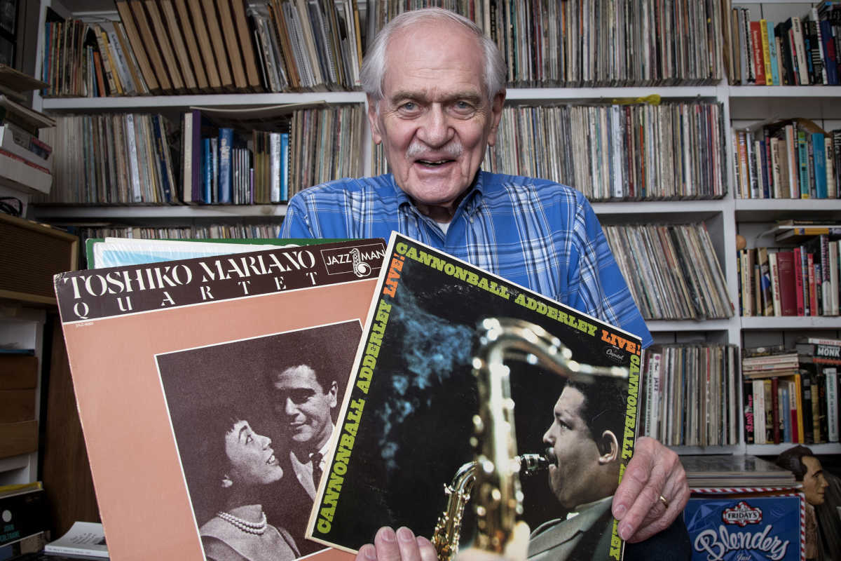 Elderly jazz fan seeks home for 2,000-plus collection of ...