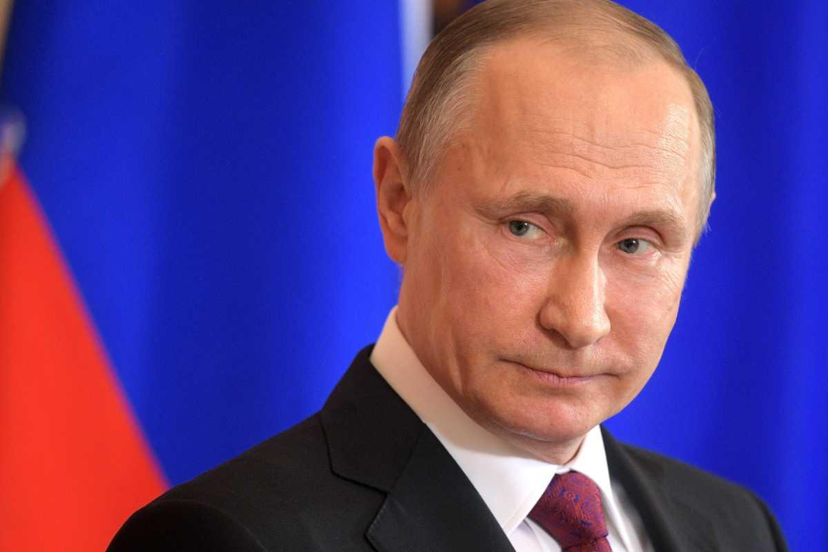 Russian President Vladimir Putin<br />