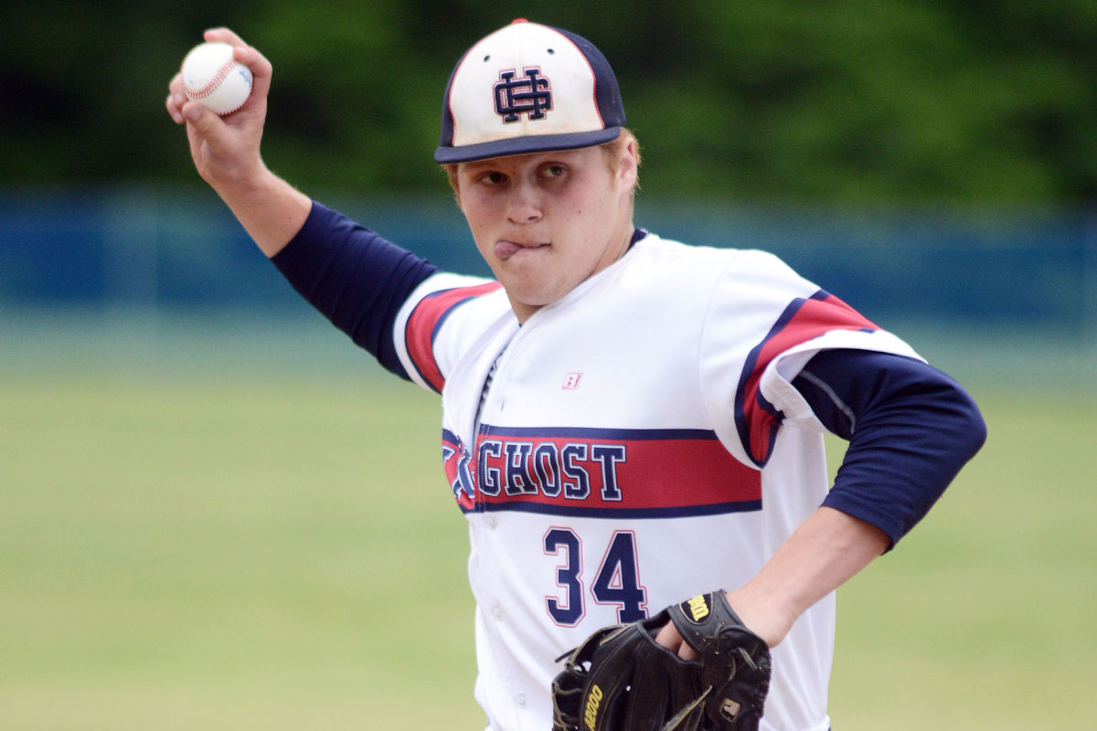 Holy Ghost Prep senior pitcher and third baseman Peyton Birch was voted co-most valuable player of the Bicentennial Athletic League Independence Division.