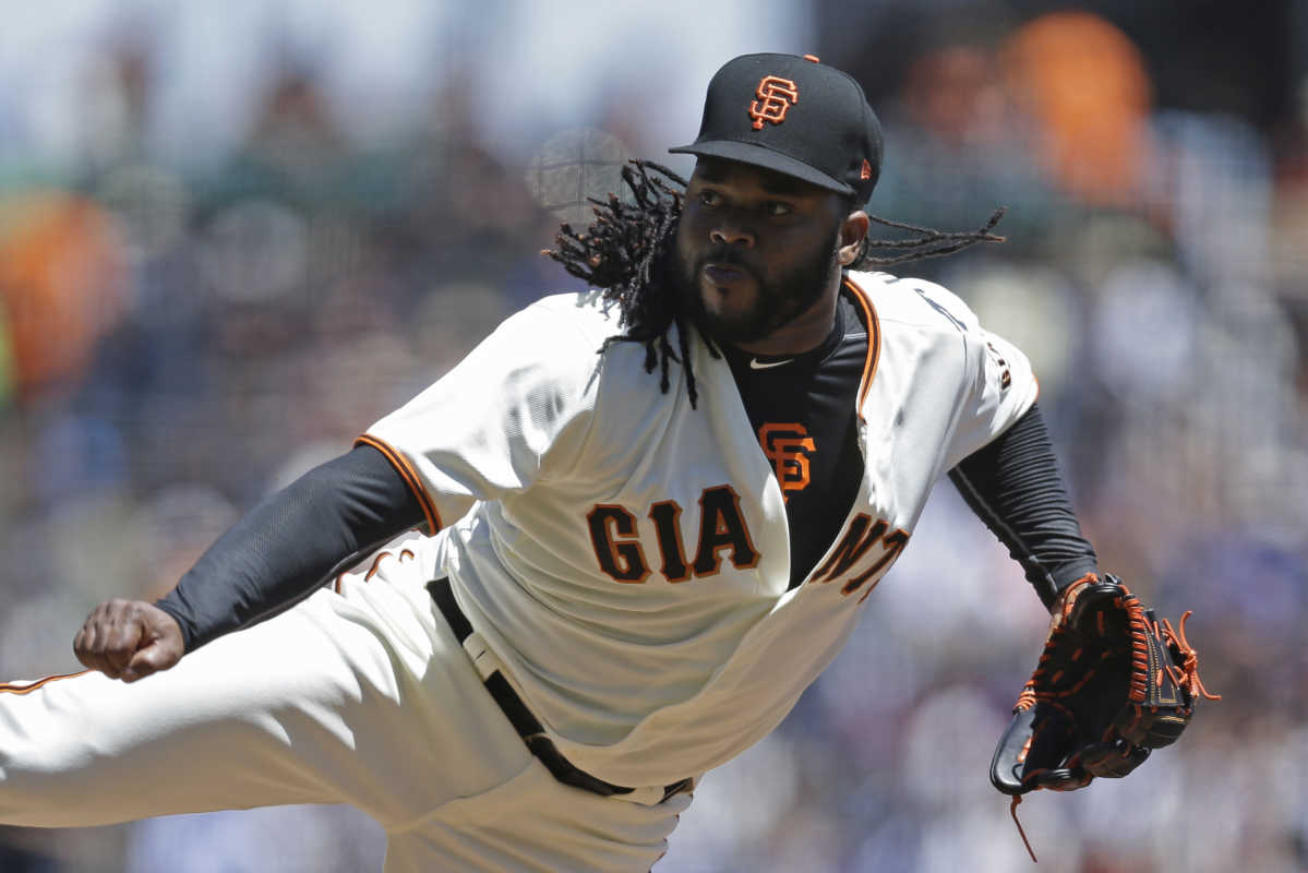 Johnny Cueto led the National League in 2016 with a mere five complete games.