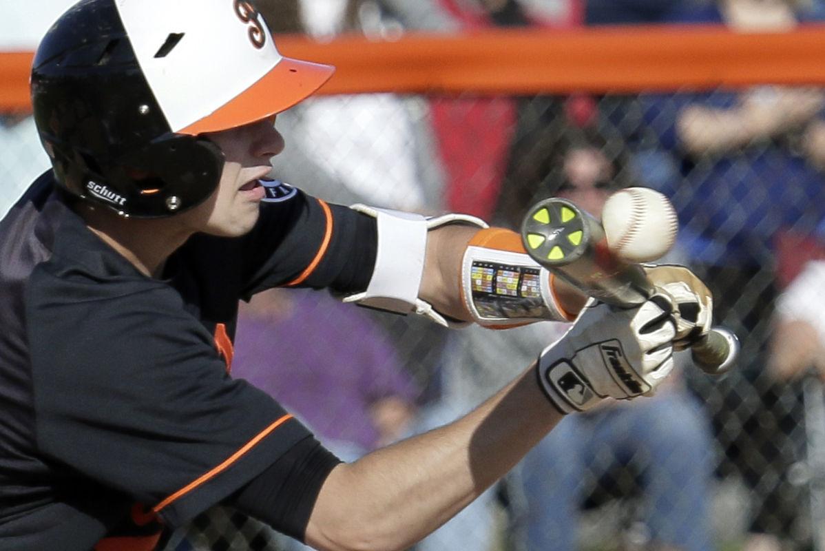 Pennsbury sophomore shortstop Justin Massielo was batting .452 through Tuesday. ELIZABETH ROBERTSON / Staff Photographer