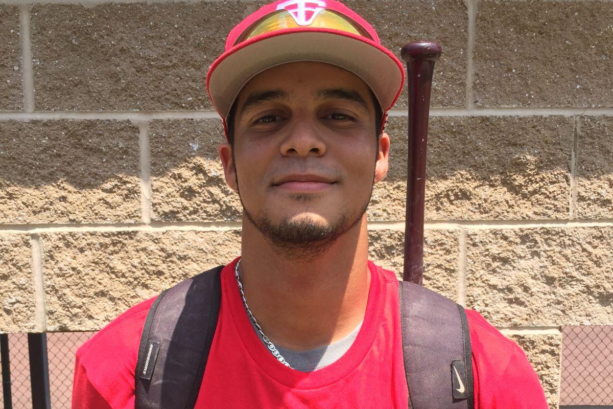 TriCape baseball player Dylan Maria. PHIL ANASTASIA/Staff