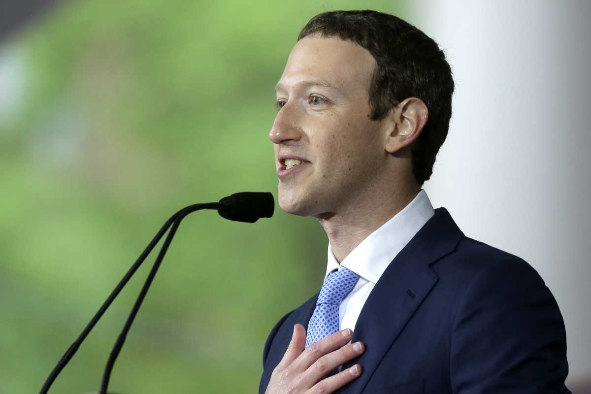 Facebook CEO Mark Zuckerberg's company recently said it would turn over to Congress more than 3,000 politically themed advertisements that were bought by suspected Russian operatives.