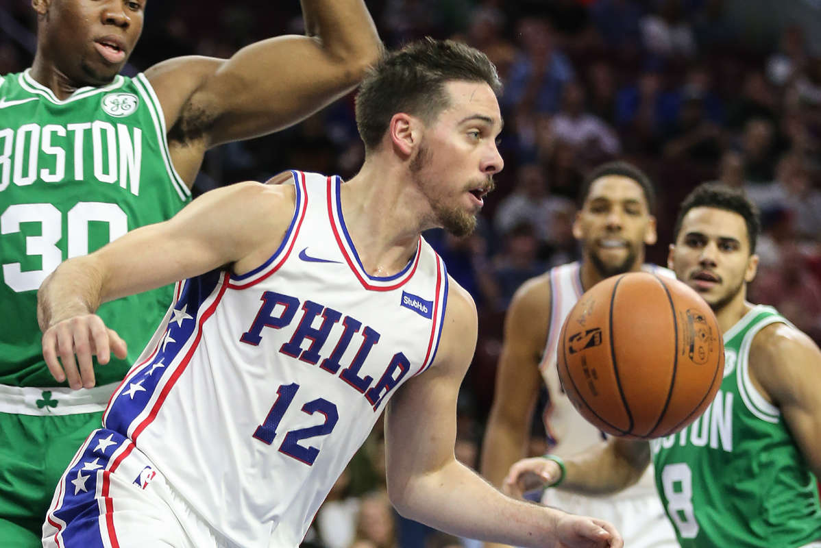 The Sixers need to find playing time for T.J. McConnell this season.