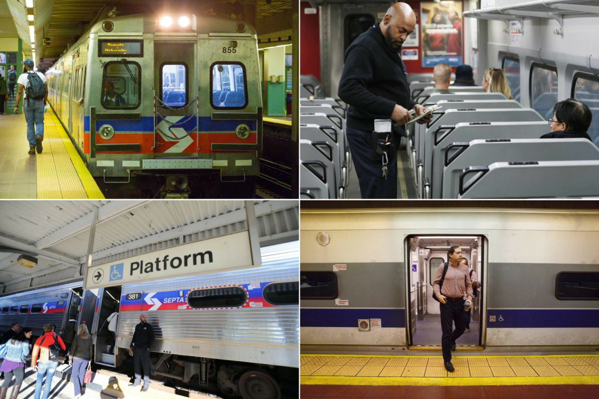 Justine mcdaniel philly philly since 2016 septa regional rail trains have become more punctual but there are still publicscrutiny