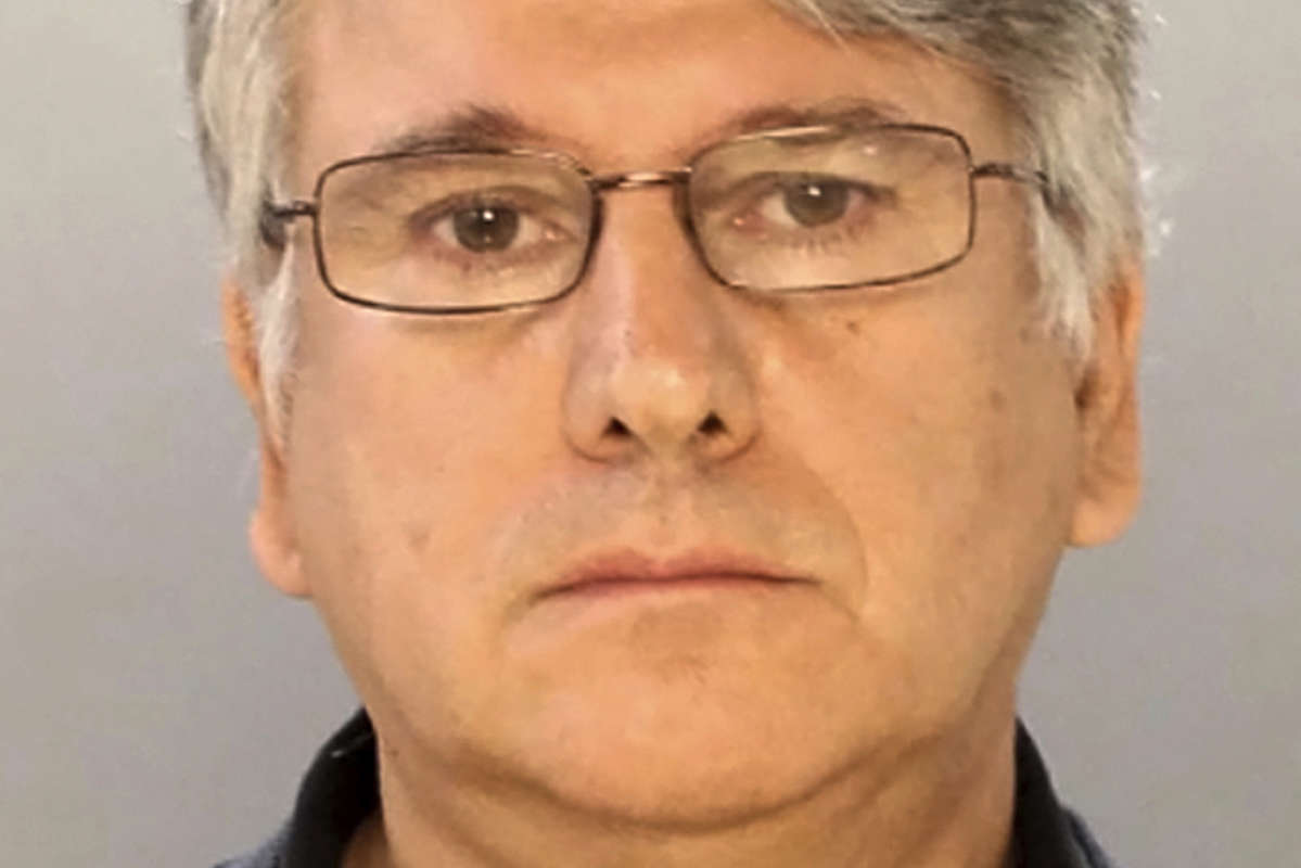 Ricardo Cruciani has been charged with groping patients at a Philadelphia clinic in 2016, while he was chairman of Drexel University's neurology department.