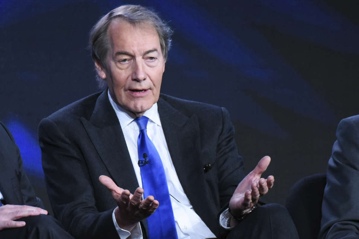 "Charlie Rose has been suspended from his job as a host on ""CBS This Morning"" after a report that he sexually harassed women who worked for him."