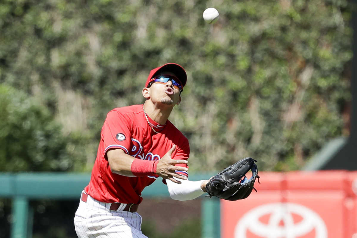Phillies second baseman Cesar Hernandez could find a new home this winter, as the Phillies prepare for the arrival of Scott Kingery.