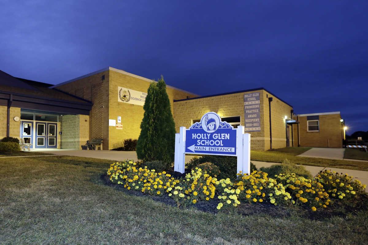 The Holly Glen Elementary School in Williamstown, Monroe Twp on Oct. 11, 2017.