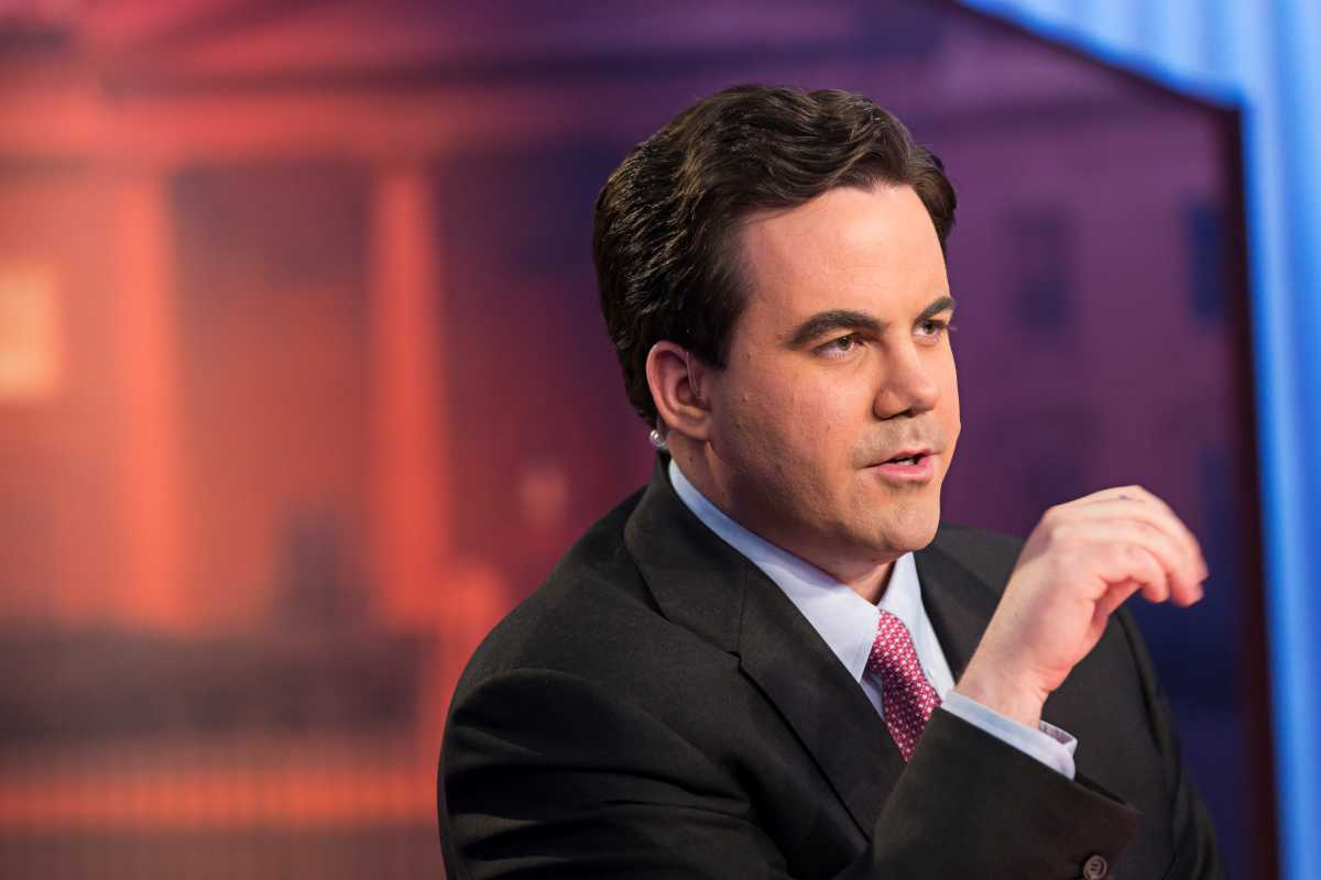 "Yardley native Robert Costa has been named moderator of PBS' ""Washington Week,"" taking over as the late Gwen Ifill's permanent successor."