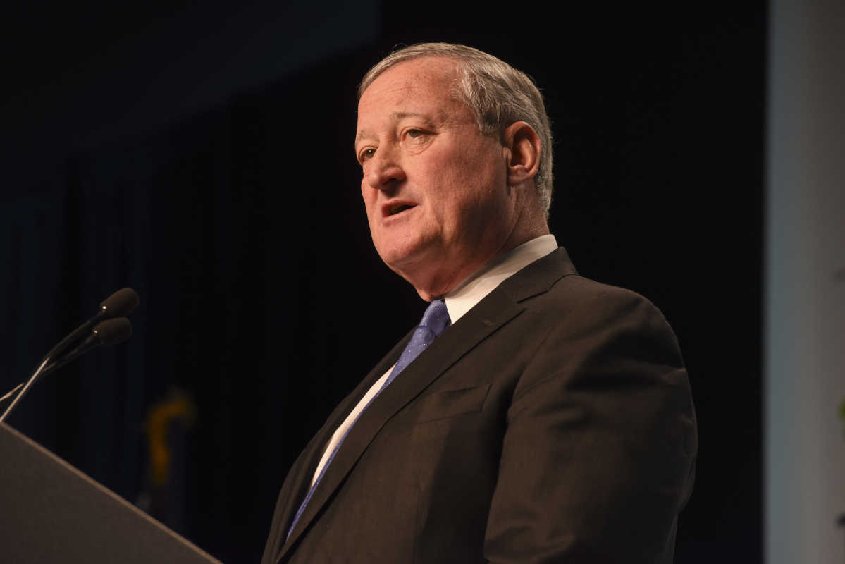File photo: Mayor Kenney