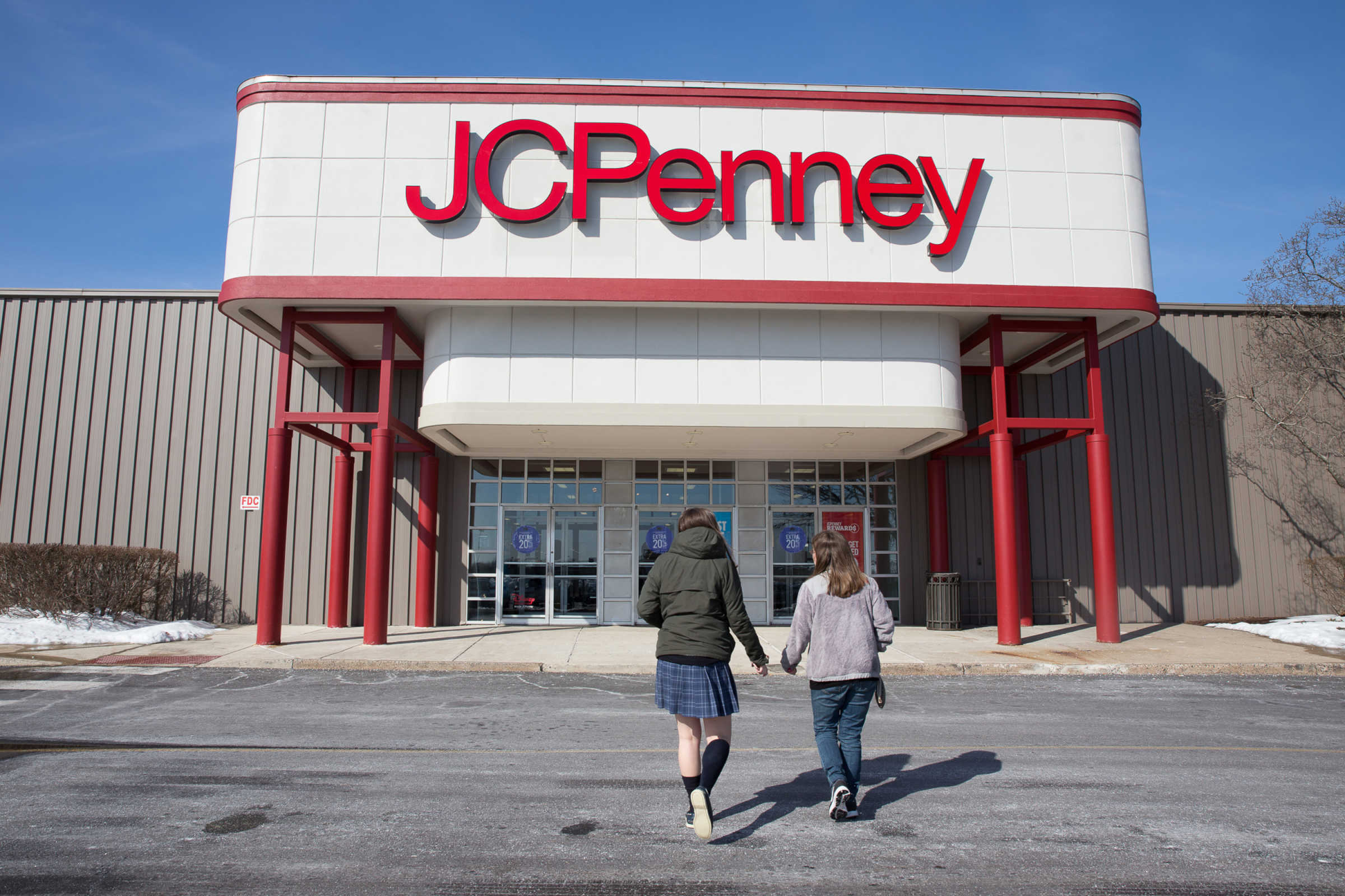JCPenney CEO Marvin Ellison is leaving to be the head of Lowe's. YouTube/JCPenney. JCPenney's stock price fell by as much as 8% on Tuesday morning following news that CEO Marvin Ellison would.