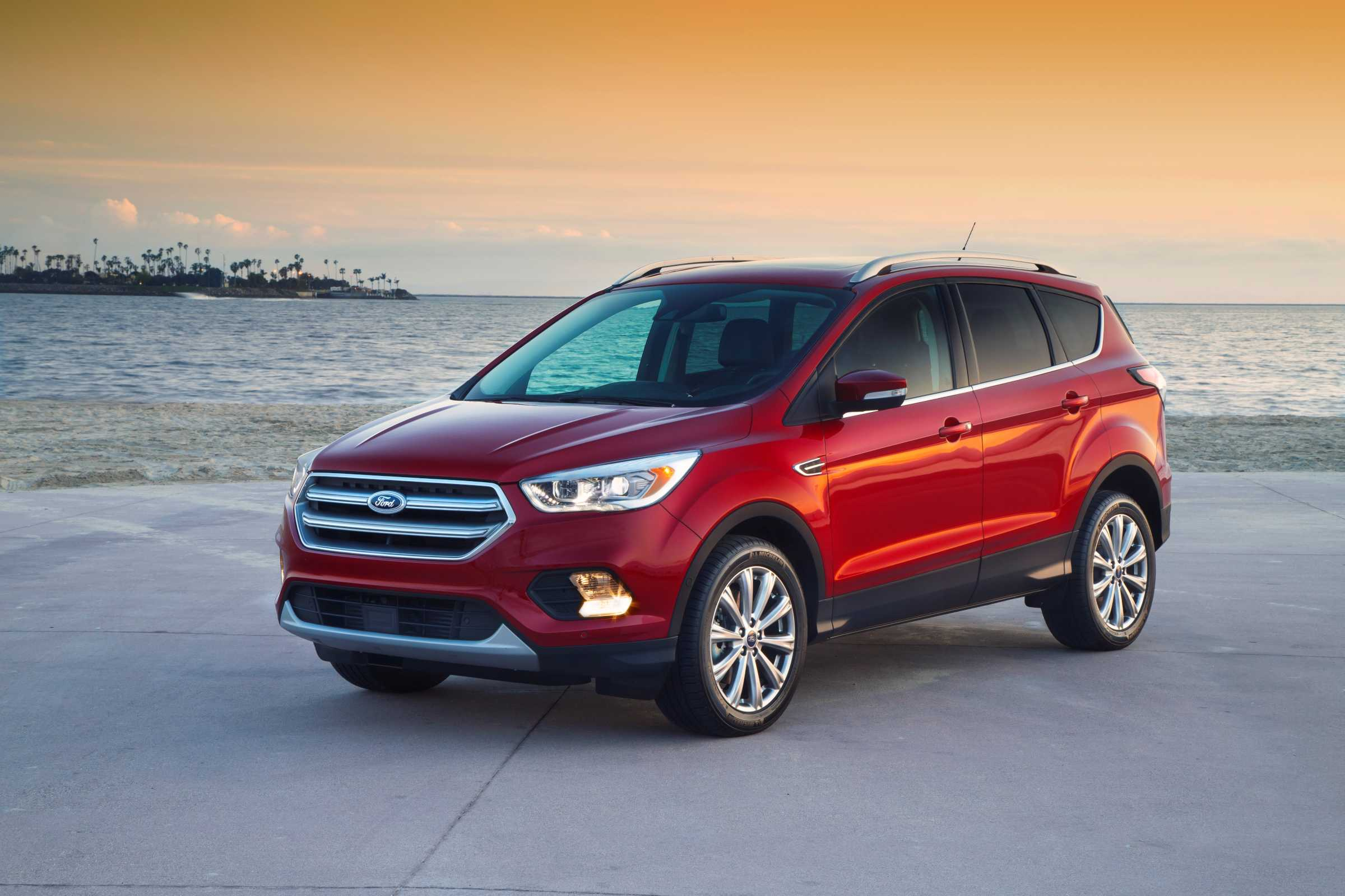 New Ford Escape includes driver-assist technologies, remote connectivity, and two new EcoBoost engines.