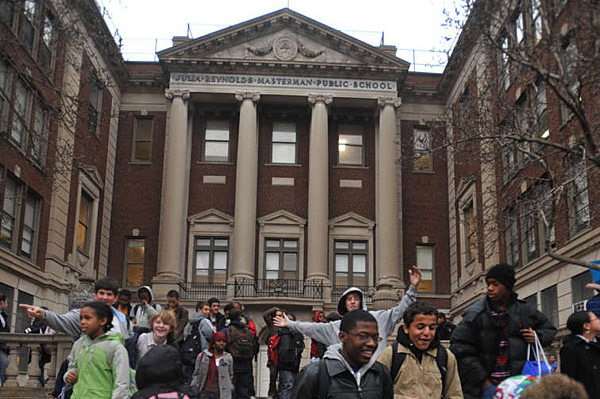Nearly all students at Masterman High go on to college. The Philadelphia public school once again made U.S. News & World Report's list of best high schools in the country, along with a number of other area schools.