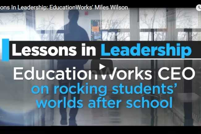 Education Works CEO