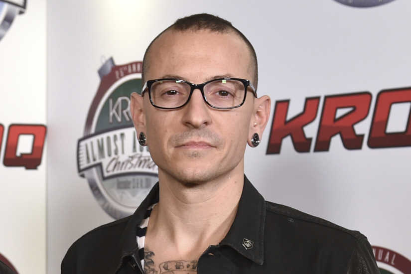 Chester Bennington of Linkin Park was found dead Thursday at 41.