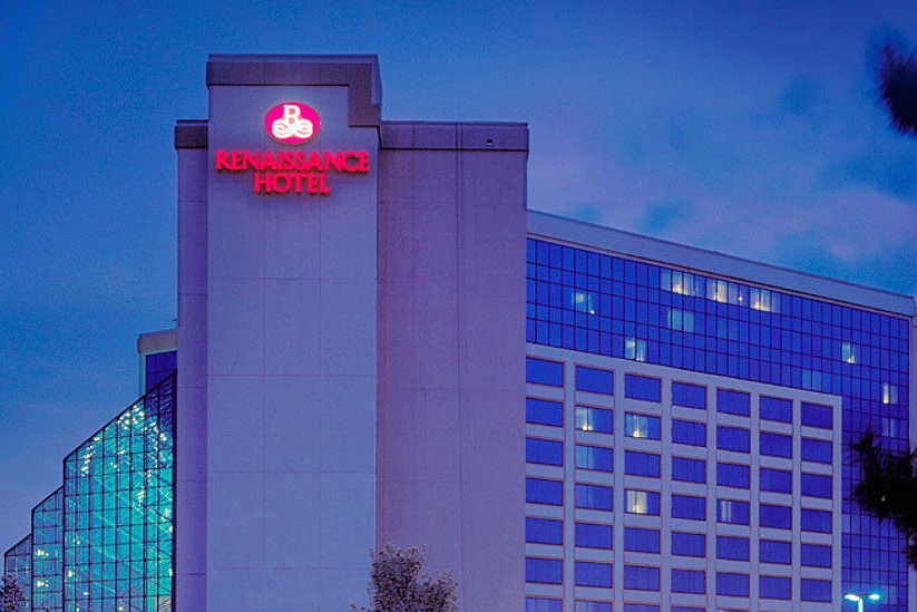 Philly Airport Renaissance Hotel Falls Into Foreclosure On Unpaid 34m Loan Balance