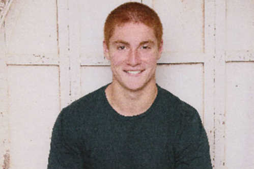 Tim Piazza died after falling down stairs at a fraternity on pledge night.