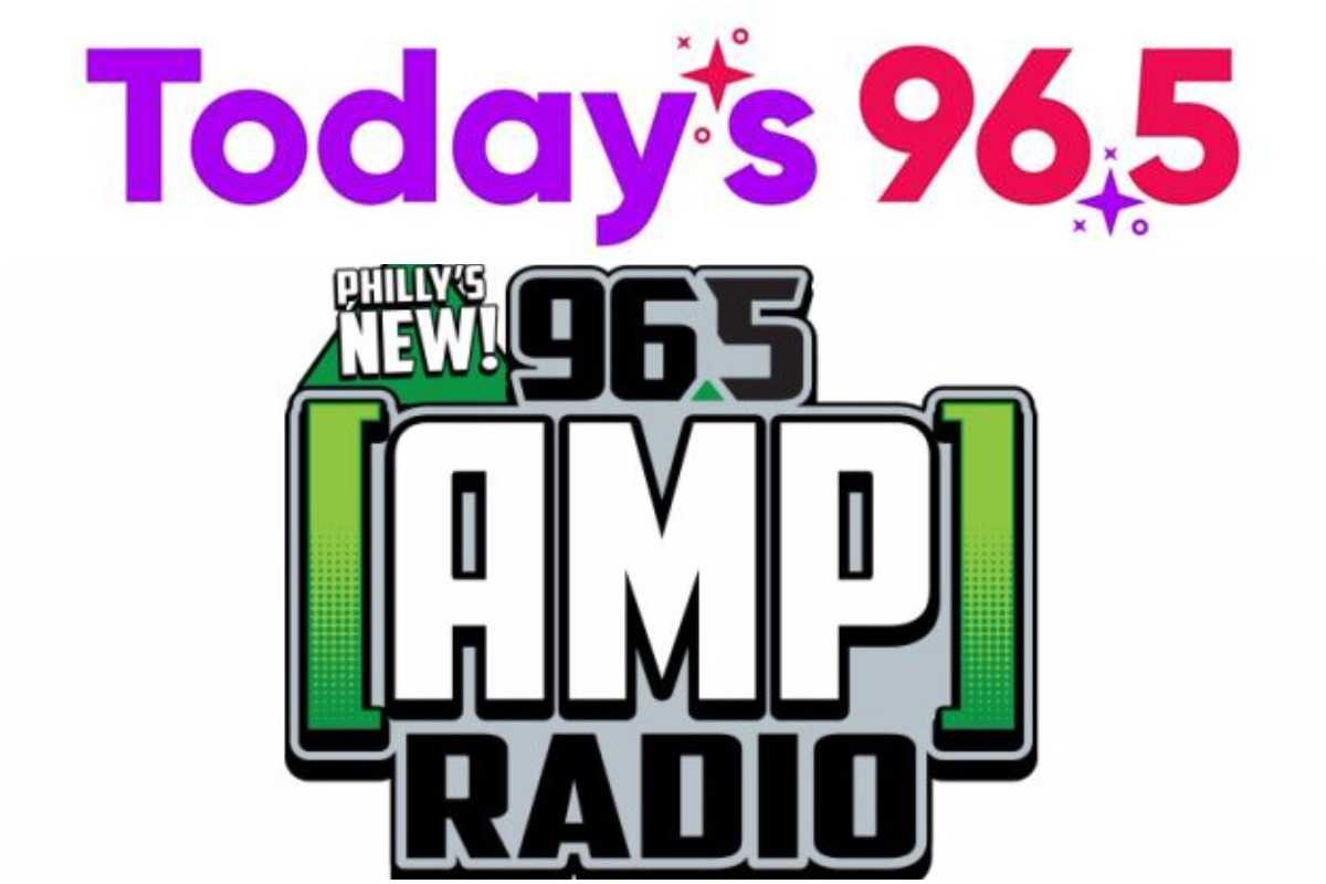 96.5 AMP Radio changes formats to Today\'s 96.5 - Philly