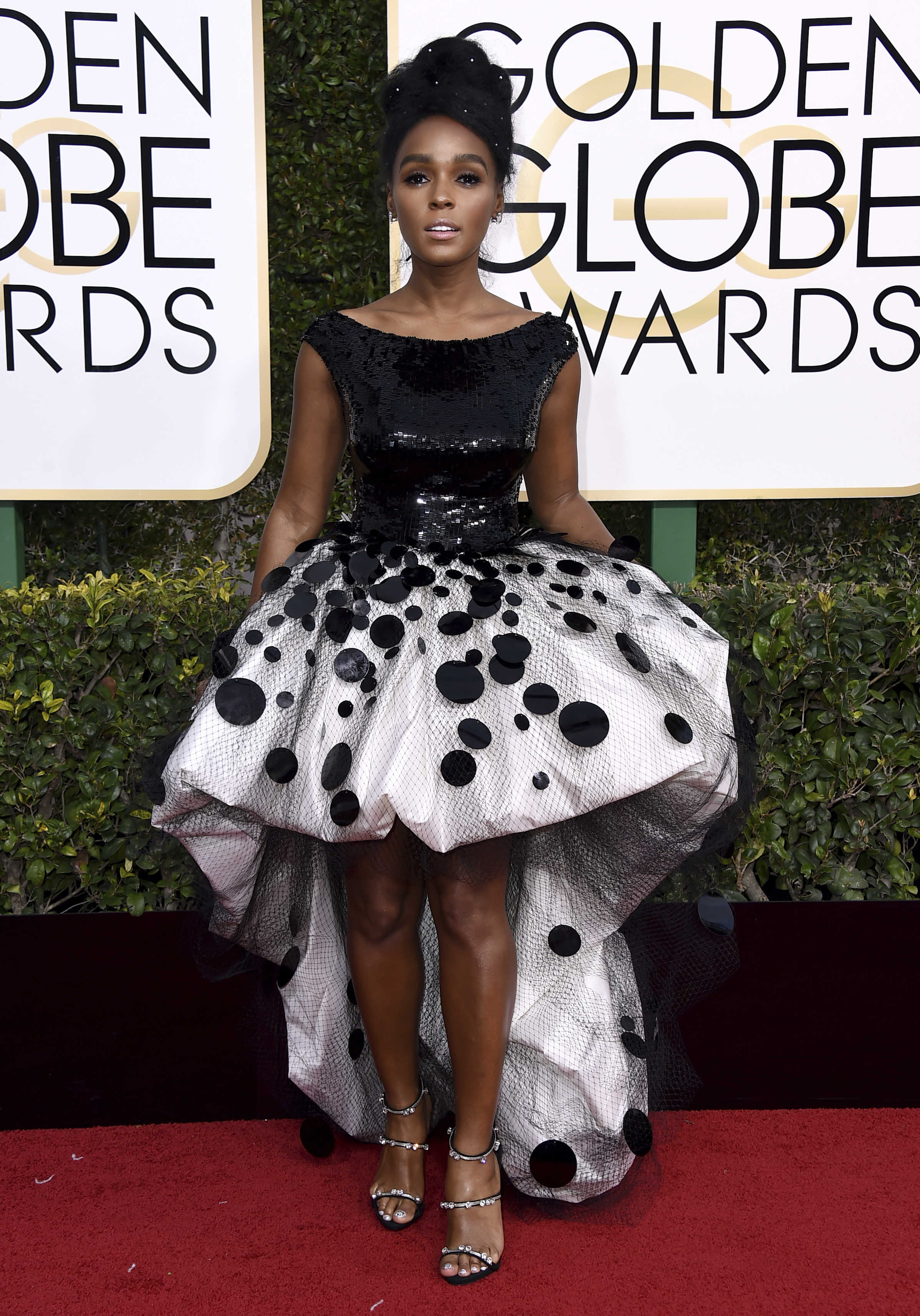 Fashion Police Golden Globes 2017 Best Dressed Latest Trend