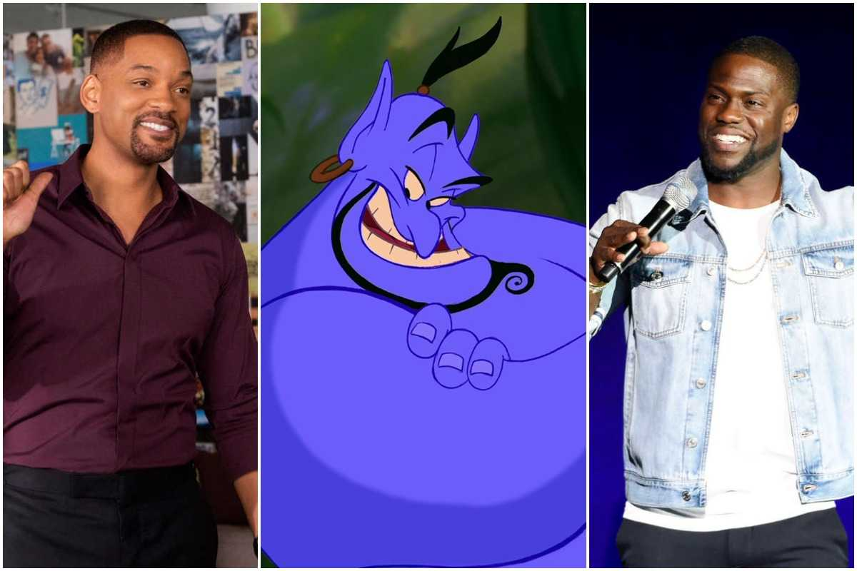 Will Smith (shown here in ´Collateral Beauty´) and Kevin Hart are both linked to the role Genie in the live action remake of ´Aladdin´