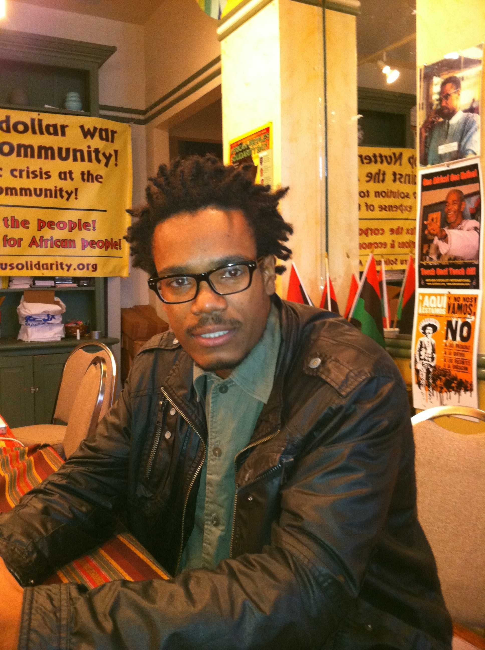 Cops: Activist who ran for Philly mayor in 2011 spray-painted Rizzo ...