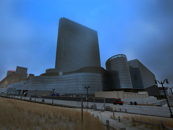 revel casino update