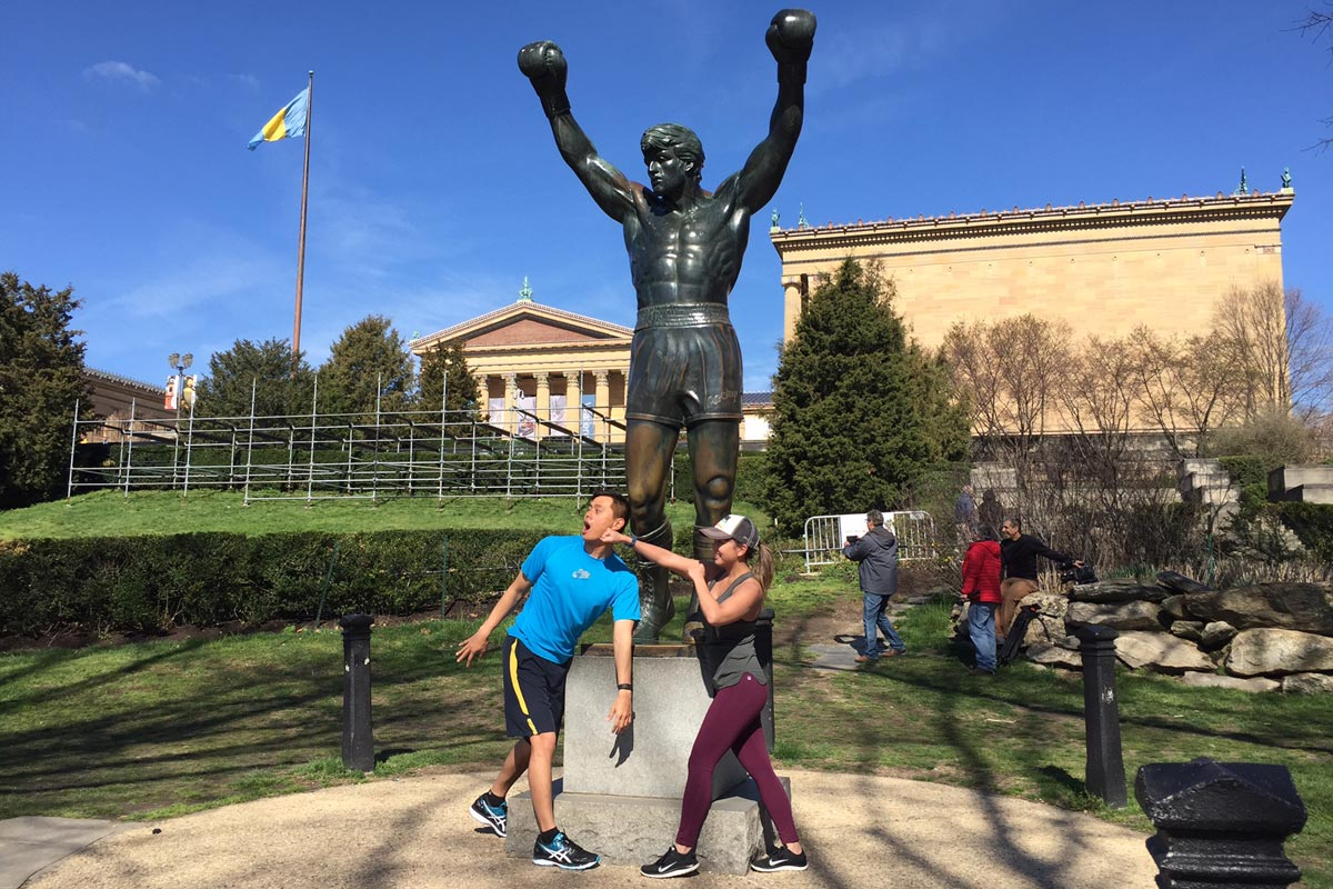 the rocky steps will take center stage at the nfl draft  here u2019s why they should