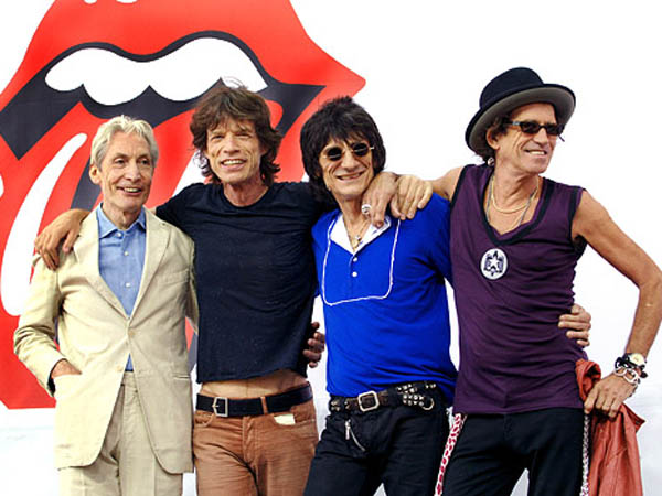 The Rolling Stones will be playing in Philadelphia at the Wells Fargo Center (Photo by KMazur/WireImage.com)
